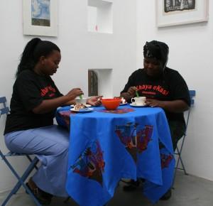 Township Jazz Tea African Cuisine